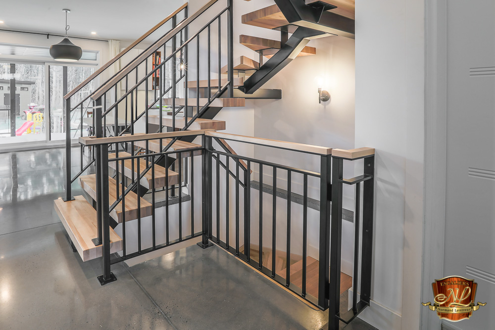 Collection Contemporain Escaliers Normand Laterreur