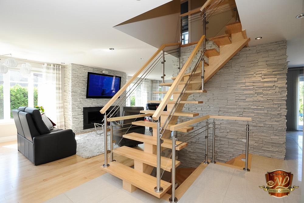 collection haut de gamme escaliers normand laterreur. Black Bedroom Furniture Sets. Home Design Ideas